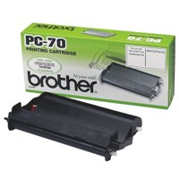 Brother Fax Cassette Including Ribbon for T74/T76 Ref PC70 Each