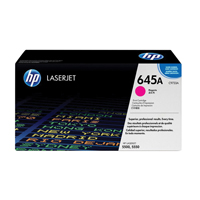 HP Laser Toner Cartridge Magenta Ref C9733A Each
