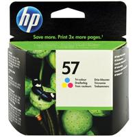 HP No.57 Inkjet Cartridge 17ml Tri-colour Ref C6657AE Each