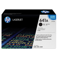 HP Laser Toner Cartridge Black Ref C9720A Each