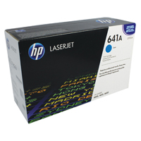 HP Laser Toner Cartridge Cyan Ref C9721A Each