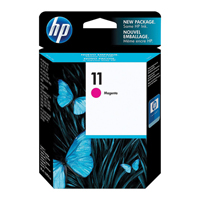 HP No.11 Inkjet Cartridge 28ml Magenta Ref C4837AE Each