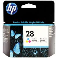 HP No.28 Inkjet Cartridge 8ml Tri-Colour Ref C8728AE Each