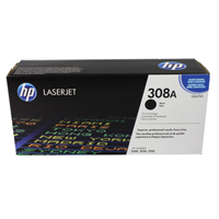 HP Laser Toner Cartridge Black Ref Q2670A Each