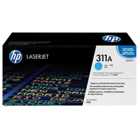 HP Laser Toner Cartridge Cyan Ref Q2681A Each