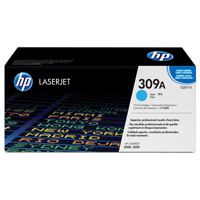 HP Laser Toner Cartridge Cyan Ref Q2671A Each