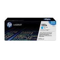 HP Laser Toner Cartridge Cyan Ref Q3961A Each
