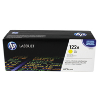 HP Laser Toner Cartridge Yellow Ref Q3962A Each