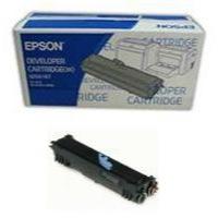 Epson Developer Toner Cartridge Black Ref C13S050167 Each