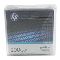 HP LTO Ultrium Data Tape Cartridge 200GB 609m Code C7971A Each