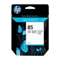 HP Designjet 130 Inkjet Cartridge 69ml Light Magenta No.85 C9429A Each