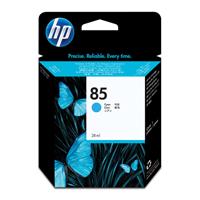HP No.85 Inkjet Cartridge Cyan Code C9425A Each