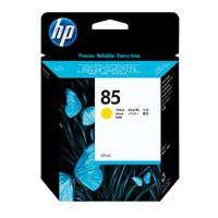 HP No.85 Inkjet Cartridge Yellow Code C9427A Each