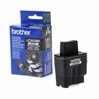 Brother Inkjet Cartridge High Yield Black Ref LC900BKHY Each