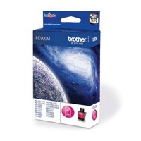 Brother Inkjet Cartridge Magenta Ref LC900M Each