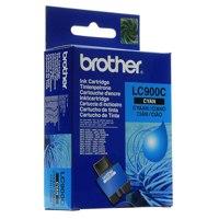 Brother Inkjet Cartridge Cyan Ref LC900C Each