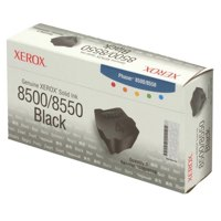 Xerox Solid Ink 8400 Black 6 Sticks Code 108R00608 Pack 6