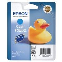 Epson R420/5 Inkjet Cartridge Cyan Ref C13T055240 Each