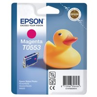 Epson R420/5 Inkjet Cartridge Magenta Ref C13T055340 Each