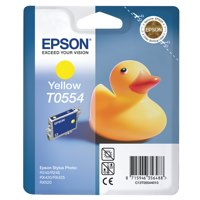 Epson R420/5 Inkjet Cartridge Yellow Ref C13T055440 Each