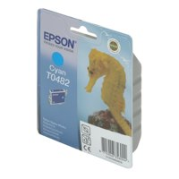 Epson R200 Inkjet Cartridge Cyan Ref C13T048240 Each