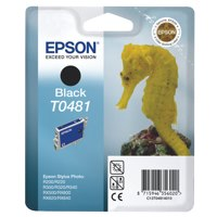 Epson Stylus Photo R265 Inkjet Cartridge Black Ref C13T04814010