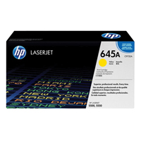 HP Laser Toner Cartridge Yellow Ref C9732A Each