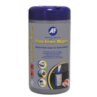 AF Isoclene Wipes AISW100 Tub