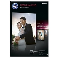 Hewlett Packard Photo Paper 300gsm Gloss 10x15cm Pack of 25 CR677A