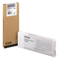 )Epson Inkjet Cart L/Blk T606900