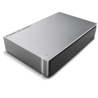 )Lacie 3.5in 4TB Porsche Design USB 3.0