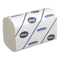 Kleenex Ultra Hand Towel 2 Ply 215x315mm Towels White Case 15 Ref 6778