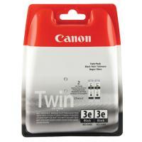 Canon Inkjet Cartridge Black BCI-3E Twin Pack