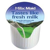 Milk Jiggers Long Life Full Fat 12ml Pack 120 Ref A01982
