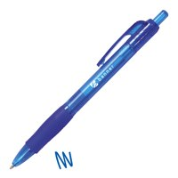 Banner Retractable Ballpoint Pen Blue Ref 9240114 Box of 10