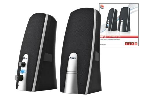 Trust MiLa 2.0 Speaker Set 10W