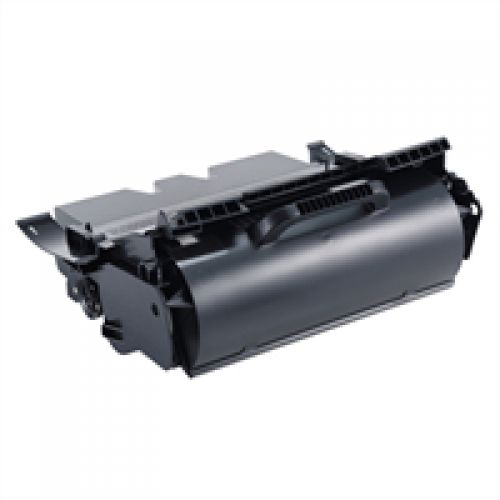 Dell GD531 Use and Return Standard Capacity (10,000 Pages) Black Toner Cartridge for Dell Laser Printers 5210n/5310n