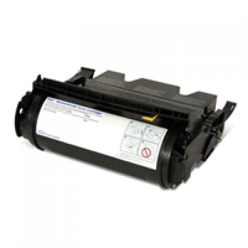 Dell TD381 High Capacity (Yield 20,000 Pages) Black Toner Cartridge for Dell 5210n/5310n Workgroup Monochrome Laser Printers