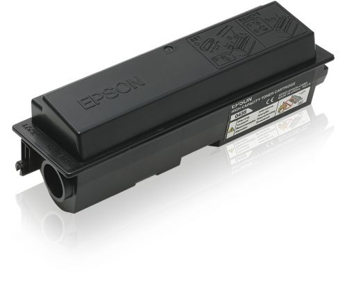 Epson S0504 Black H/Y Toner C13S050435