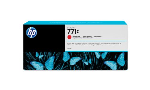 HP 771C Red Designjet Ink B6Y08A