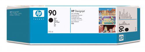 HP 90 Black Inkjet Cartridge C5059A