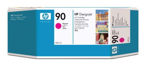 HP 90 Magenta Inkjet Cartridge C5063A