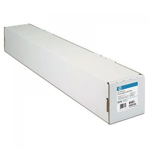 HP (914mm x 91m) Coated Paper on a Roll 90gsm (White) for Designjet 5500/5000, 4000 and 1000 Printer Series
