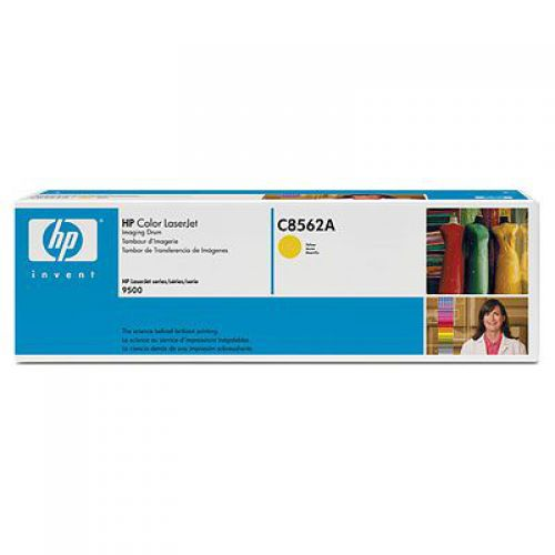 HP 822A Yellow Imaging Drum (Yield 40,000 Pages) for HP LaserJet 9500