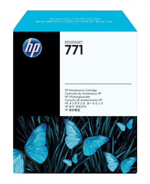 HP 771 DesignJet Maintenance Cart CH644A