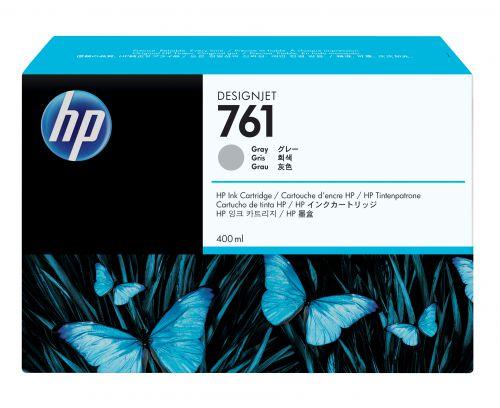HP 761 Grey Inkjet Cartridge CM995A
