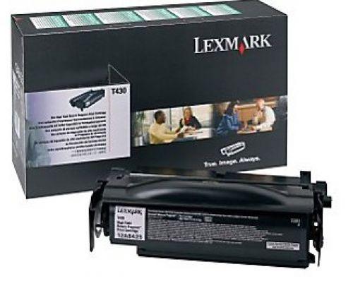 Lexmark Black Corp Toner H/Y 12A8644