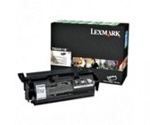 Lexmark T654 Black Corp Toner T654X31E