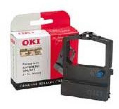 OKI Ultra Capacity Ribbon (Black) for MX1000 Series Line Printers