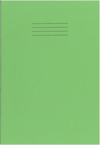 Image for Book Keeping Book A4 Light Green 48 page BK7CF8 D09011 3P
